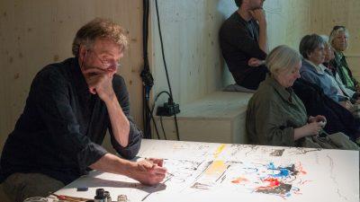 Reinhören, Live Music Box, 2014